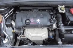 двигатель EP6 5FW PEUGEOT CITROEN 1.6 VTi 120 л.с.
