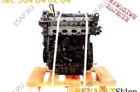 двигатель F4P 770 RENAULT LAGUNA II 1.8 16V 116-120KM