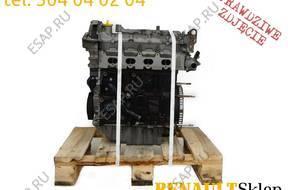 двигатель F4P 771 RENAULT LAGUNA II 1.8 16V 116-120KM