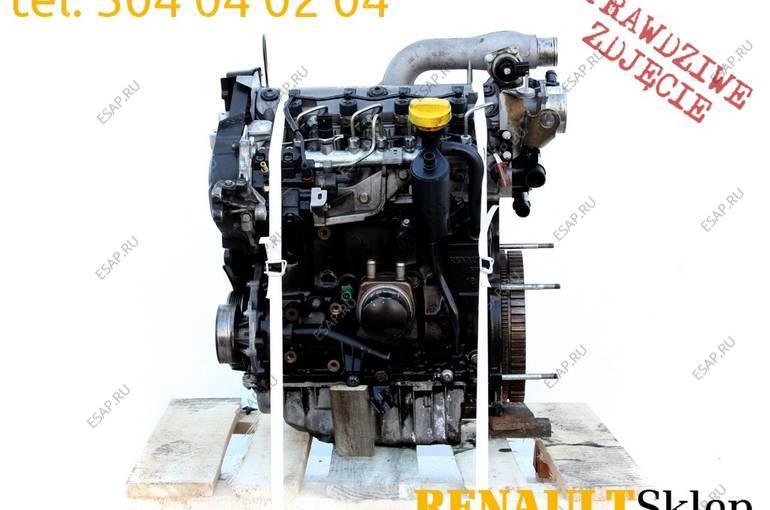 двигатель F8T F9Q 733 732 MEGANE SCENIC и 1.9 DCI