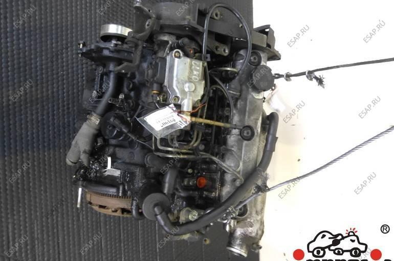 двигатель F9Q F716 Renault Laguna 1.9 DTI 72kW