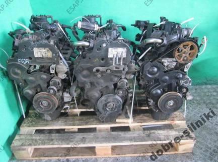 двигатель FORD PEUGEOT CITROEN 1.4 TDCI F6JA WYPRZ