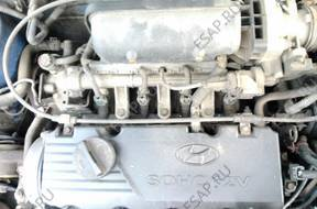 двигатель HYUNDAI ACCENT 1.3B -WSZYSTKIE CZCI