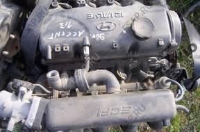 двигатель HYUNDAI ACCENT 96-99r.1.3 12V