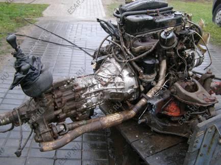 Продам двигатель на мерседес W201 (190) – купить в