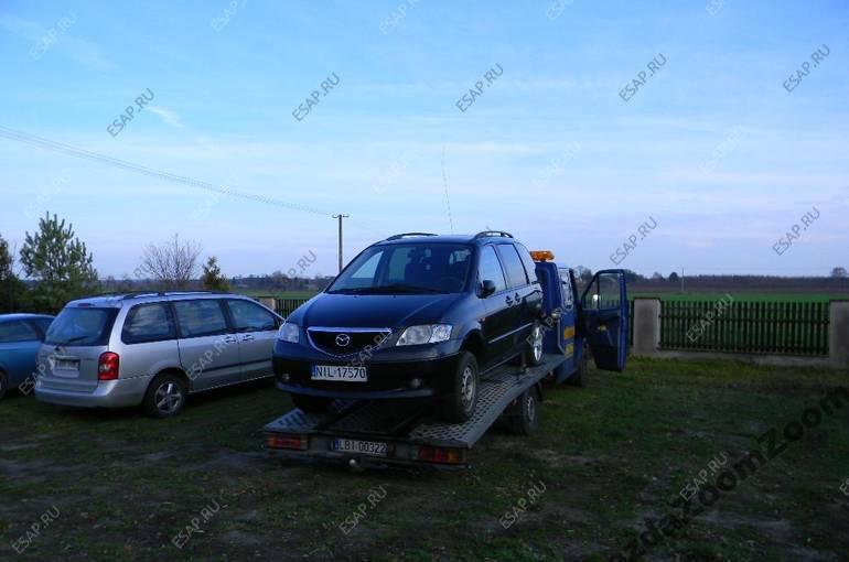 двигатель jaknowy RF5C CiTD monta и Hol Gratis Mazda