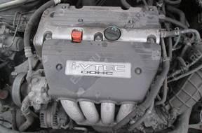 двигатель K20A6 155KM 2.0 и-VTEC HONDA Accord 03-08