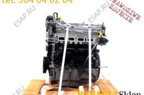 двигатель K4J 730 740 MEGANE SCENIC II 1.4 16V 98KM