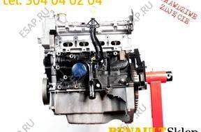 двигатель K4M 862 RENAULT CLIO III 1.6 16V GT 130 л.с.