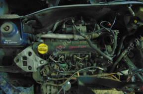 двигатель K9K 1.5 DCI RENAULT CLIO THALIA MEGANE