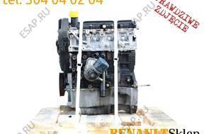 двигатель K9K 768 RENAULT CLIO III MODUS 1.5 DCI 68KM