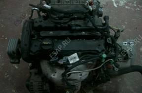 двигатель KFU PEUGEOT 207 1.4 16V 114 TYS. 2007