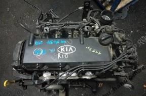 двигатель KIA RIO przebieg 115 TY 1.3 B