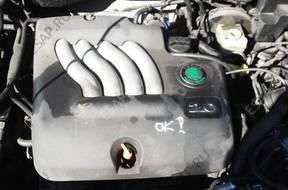 двигатель комплектный  2.0 B APK SKODA OCTAVIA и