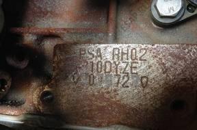 двигатель комплектный 2.0 HDI 163KM 10DYZE RH02 PEUGEOT