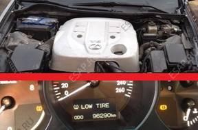 двигатель комплектный 3,0 LEXUS GS 300 05-  96290km