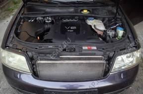двигатель комплектный Audi A6 C5 2.5 TDI V6 A4 PassatB5