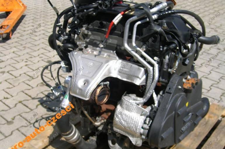 двигатель комплектный CITROEN JUMPER 2,2 2014 год,