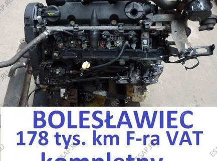 двигатель комплектный Citroen Jumper 2.0HDI 02 Boxer