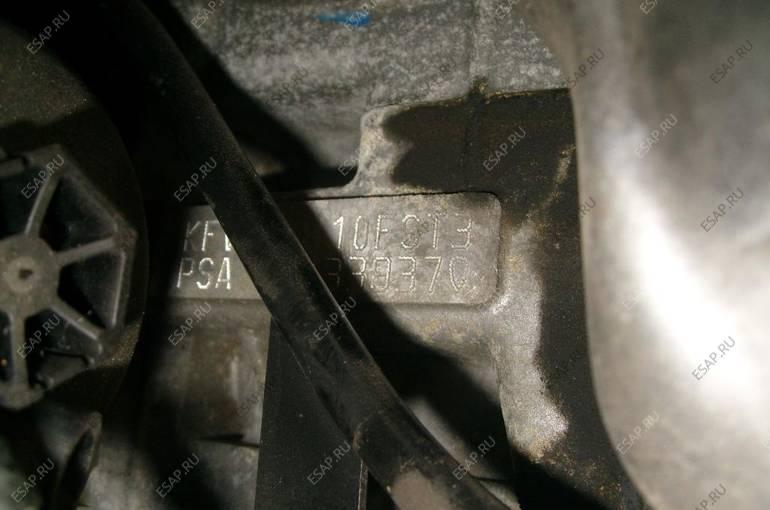двигатель комплектный PEUGEOT 207 1.4 KFV PSA