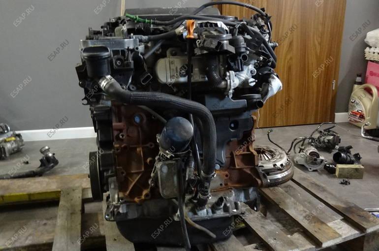 двигатель КОМПЛЕКТНЫЙ. Peugeot 5008 3008 308 C5 DS5 PSA RH02
