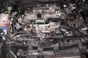 двигатель комплектный TOYOTA 2.0 D4D AURIS COROLLA