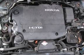 двигатель KPL N22A1 2.2 и-CDTi HONDA ACCORD CIVIC CRV