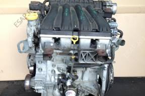 двигатель LAGUNA III 2.0 16 V 2007 88 тысяч км. M4 год,C704