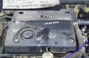 двигатель Lancia Lybra 1.9 JTD AR32302