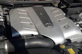 двигатель Lexus GS 430 GS430 4.3 V8 VVT-и 3UZ-FE