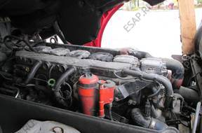 двигатель MAN TGA D2866 w caoci lub na czci spraw