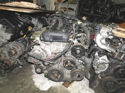 двигатель MAZDA 2.3 16V L3  3 5 6 MPV II 02-06