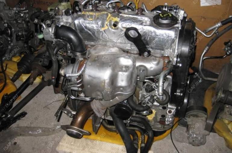 двигатель MAZDA 6 MPV RF5C дизельный 105ty с WYMIAN