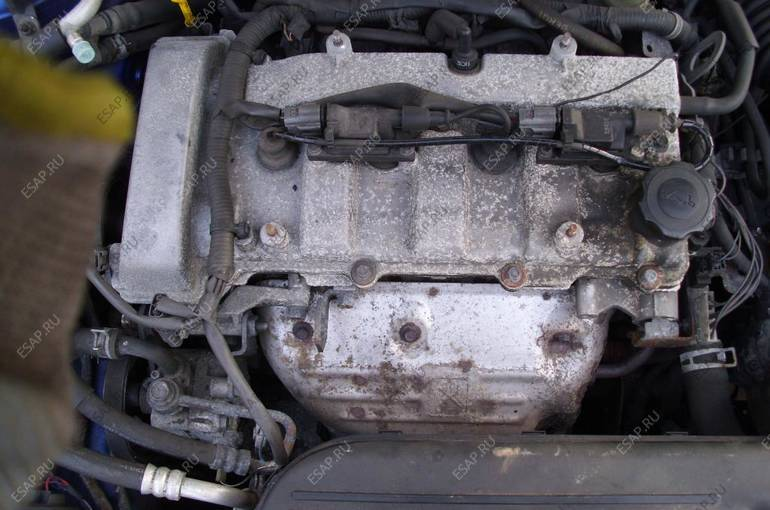 Запчасти б/у Toyota Carina E T19 Тойота Карина Е Т19 с