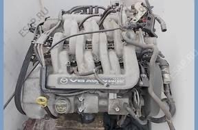 двигатель Mazda MPV po 99r 2.5 V6 бензиновый 91116 л.с.