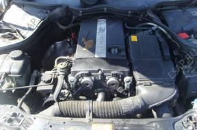 двигатель MERCEDES W203 1.8 KOMPRESOR еще на машине