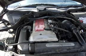 двигатель MERCEDES W203 KOMPRESOR