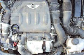 двигатель MINI COOPER дизельный R56 109KM 29000km POZNA