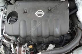 двигатель NISSAN NOTE TIIDA 1,6 NISSAN NOTE CZCI