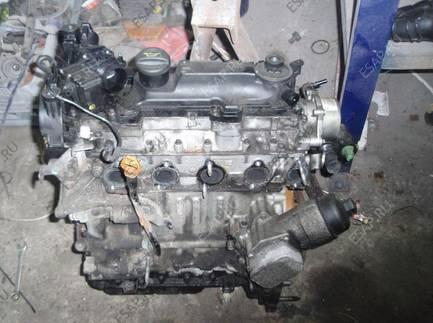 двигатель PEUGEOT 207 1,4 HDI
