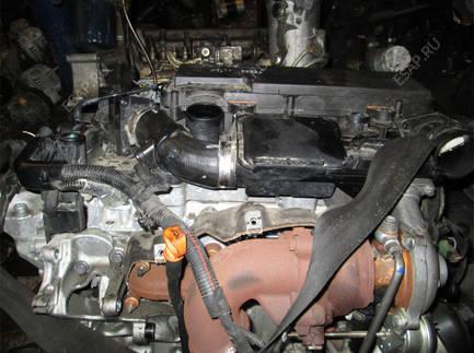 двигатель PEUGEOT 207  1.4 HDI  68KM  DV4TD