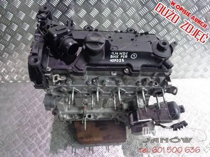 двигатель Peugeot 207 1.4 HDI gwaracja 8HX PSA 10FD23