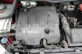 двигатель PEugeot 2.0hdi