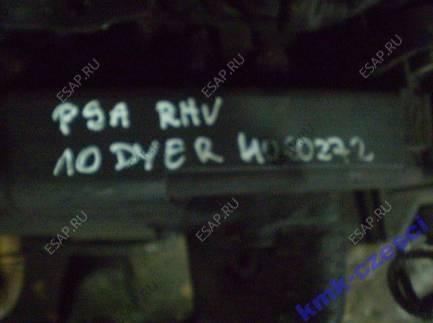 двигатель Peugeot Boxer 2.0 HDI RHV