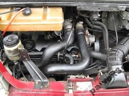 двигатель PEUGEOT BOXER CITROEN JUMPER 2.5 TDI 12V