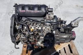 двигатель PEUGEOT BOXER CITROEN JUMPER 2.5D