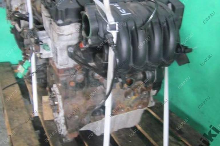 двигатель PEUGEOT CITROEN 1.6 16V NFU CZESCI KONIN