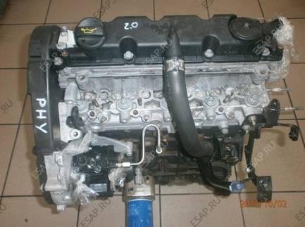 двигатель PHY Peugeot 206 Citroen 2.0 HDI 90 л.с. 51km