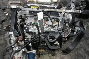 двигатель PSA RHV 2.0 HDI CITROEN JUMPER BOXER kpl