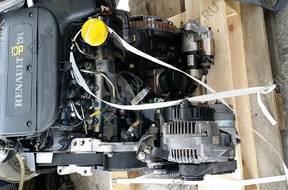 двигатель Renault 1,9 dci F8T комплектный с gowic.